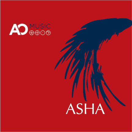 "Our New Album ""Asha"" is Available on iTunes!"