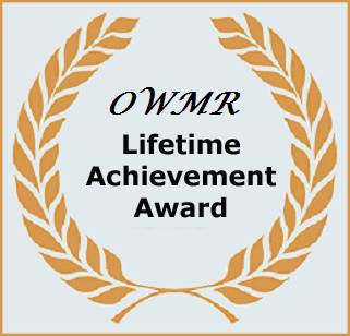 Miriam Stockley Nominated for OWMR Lifetime Achievement Award!