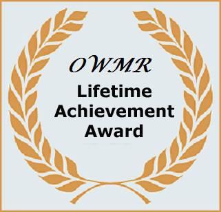 Miriam Stockley Nominated for OWMR Lifetime Achievement Award!