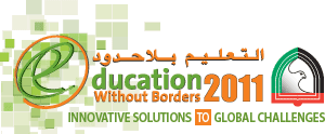 Miriam Stockley sings at the Education Without Boarders Conference in Dubai