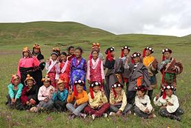 Dong Ba Xiang Children's Choir (Yushu, China)