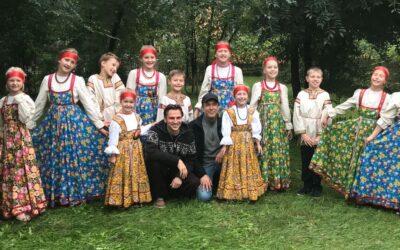 AO Music and AO Foundation in Siberia!